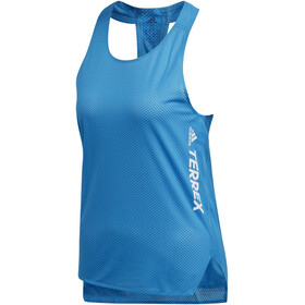 adidas TERREX Agravic Maillot de triathlon Femme, sharp blue